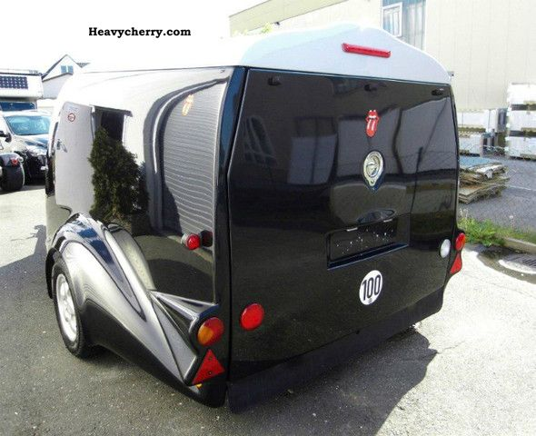 Excalibur S 2 1500 2008 Motortcycle Trailer Photo and Specs