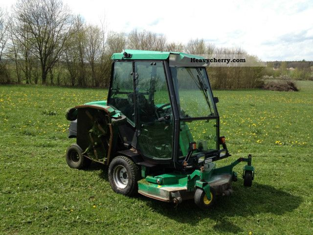 2007 Jacobsen  Ransomes HR6010 Agricultural vehicle Reaper photo