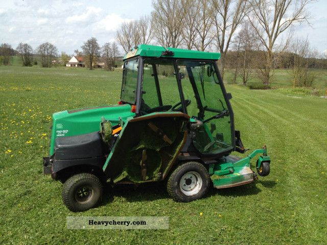 Ransom Mower Seats : Jacobsen ransomes hr agricultural reaper photo