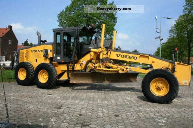 Volvo G710b 2003 Grader Construction Equipment Photo And Specs