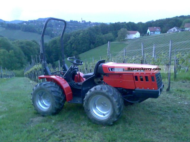 1990 Carraro  Bitrac HS Agricultural vehicle Tractor photo