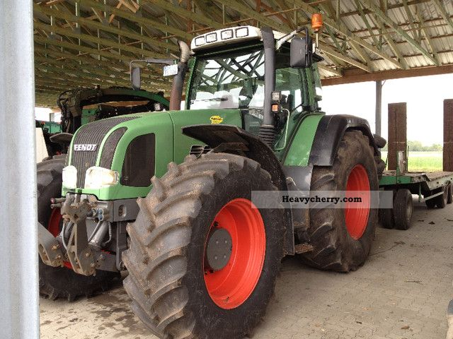 2003 Fendt  Favorit 926 Vario Agricultural vehicle Tractor photo