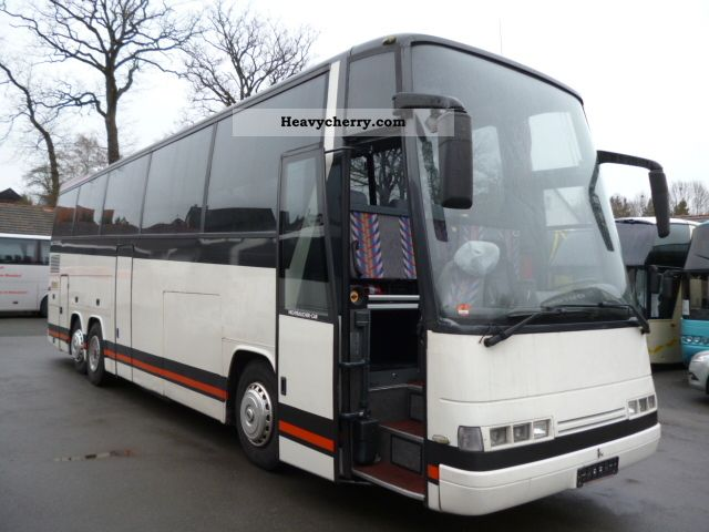 1994 Drogmoller  Drögmöller E 430 RHD Coach Coaches photo