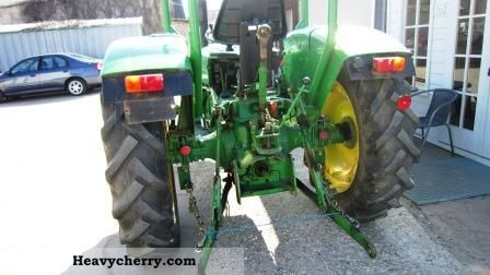 john deere 820 26 kw 1971 agricultural tractor photo and specs. Black Bedroom Furniture Sets. Home Design Ideas