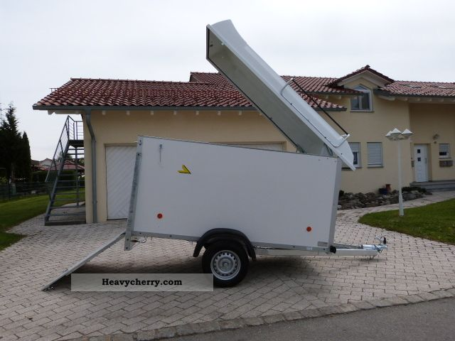 2011 Agados  Multio with white lid Trailer Trailer photo