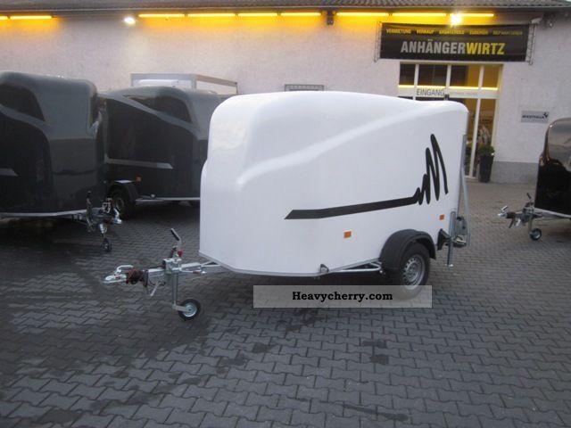 Cheval Liberte Cargo Streetbox 1300kg Comfort Suspension