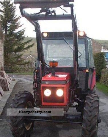Zetor 6245 Tractor