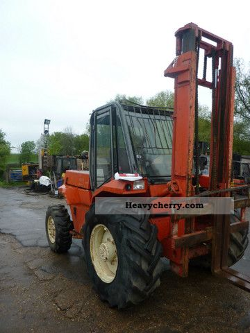 1995 Manitou  M426CP 4X4 Forklift truck Front-mounted forklift truck photo