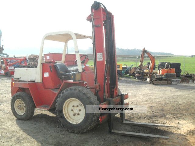 1991 Manitou  MC 30 NS with Hyd. Bucket-terrain forklift Forklift truck Rough-terrain forklift truck photo