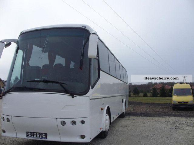 2003 VDL BOVA  12.380 Coach Coaches photo