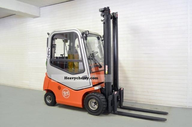 2006 BT  C4G 180D, SS, CAB, ONLY 2094Bts! Forklift truck Front-mounted forklift truck photo