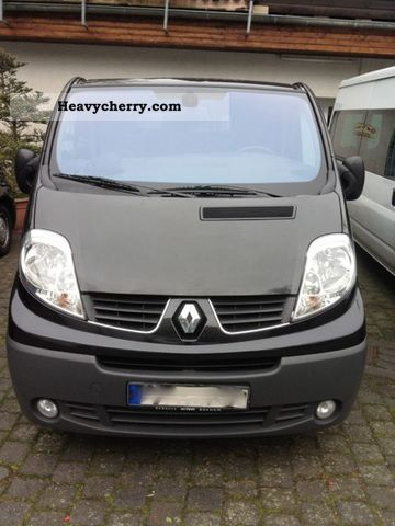 renault trafic l1h1 2009 box type delivery van photo and specs. Black Bedroom Furniture Sets. Home Design Ideas