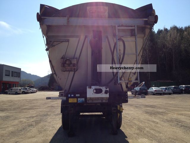 2008 Menci  SA700R Semi-trailer Tipper photo