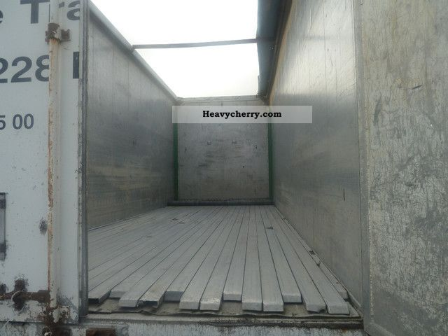 kempf knapen pushing trailer floor 50 cbm 1996 three sided tipper trailer photo and specs. Black Bedroom Furniture Sets. Home Design Ideas