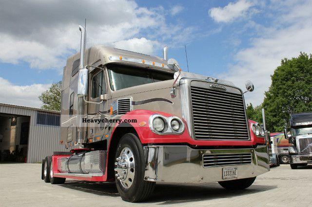 Freightliner Tractor Weight : Freightliner coronado truck usa standard tractor