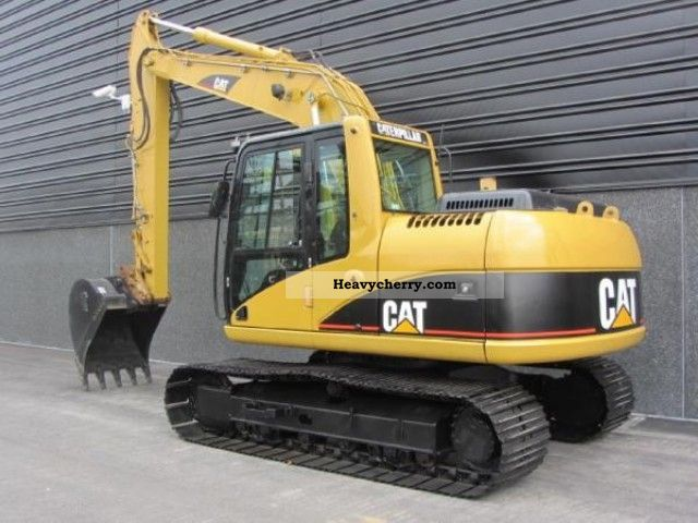 Cat 312 Cl 2007 Caterpillar Digger Construction Equipment