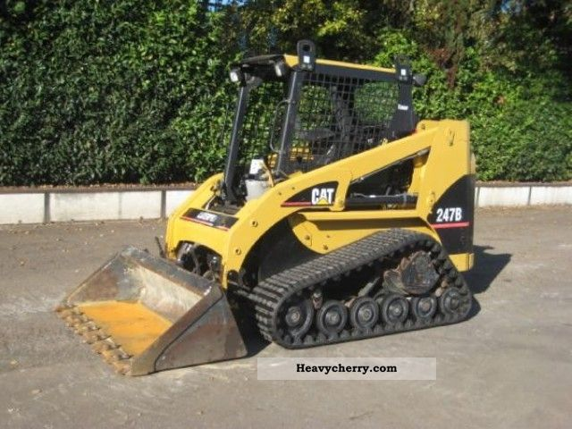 2005 CAT  247 B Construction machine Other construction vehicles photo