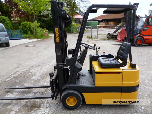 2011 Steinbock  LE13 Forklift truck Front-mounted forklift truck photo