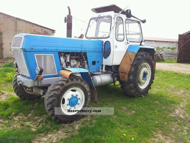 1974 Fortschritt  ZT 303 Agricultural vehicle Tractor photo