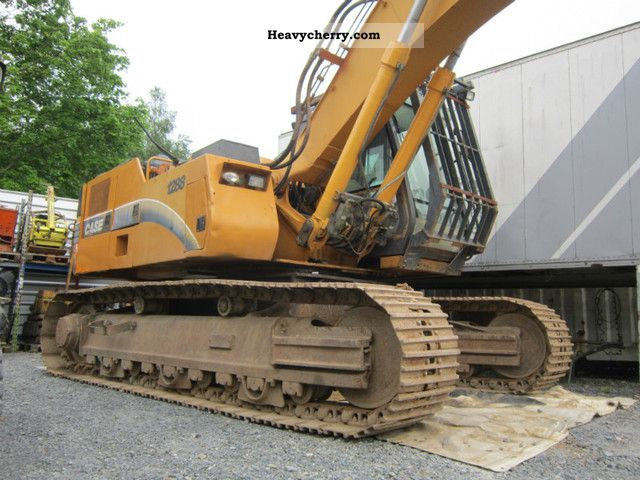 1998 Case  1288 quick-change system normal condition!! Construction machine Caterpillar digger photo