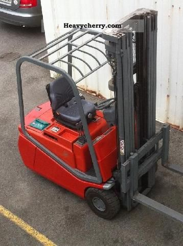 2011 BT  cbe105t Forklift truck Front-mounted forklift truck photo