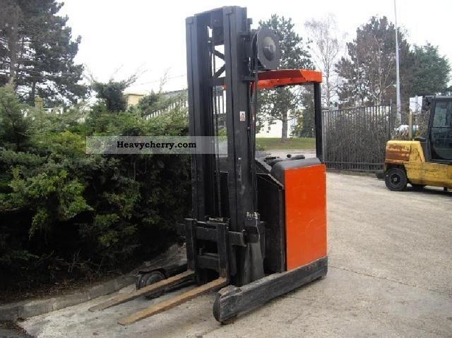 2011 BT  rrn215 Forklift truck Reach forklift truck photo