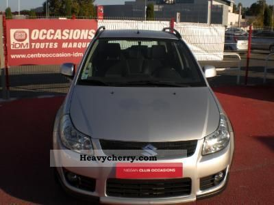 2007 Suzuki  SUZUKI SX4 1.9 GLX DDiS de 2007 à 9900 e Van or truck up to 7.5t Box-type delivery van photo