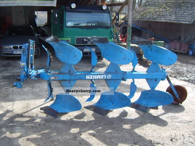 2011 Lemken  Plug obrotowy 40km from Krakow Agricultural vehicle Harrowing equipment photo