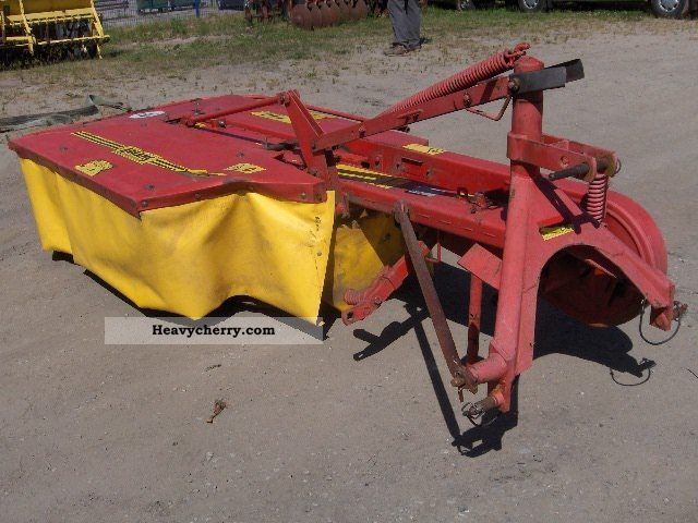 1998 Other  Rotary mower / Drum Agricultural vehicle Reaper photo