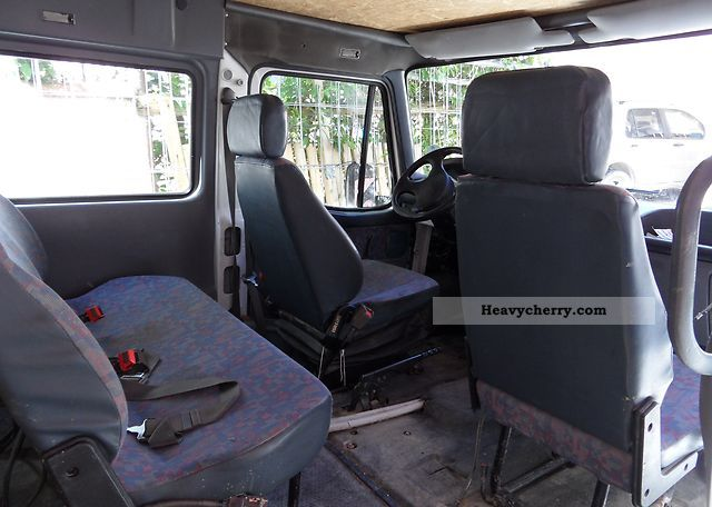 Ldv Convoy 2 5 Tdi 1999 Box Type Delivery Van High And