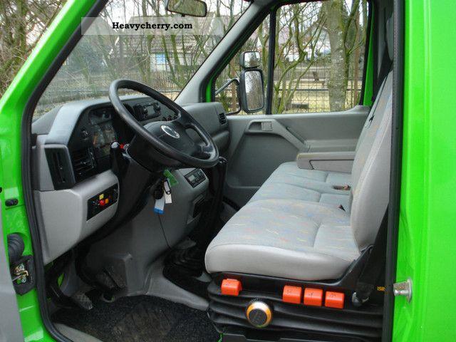 vw lt climate pto  standard tractortrailer unit photo  specs