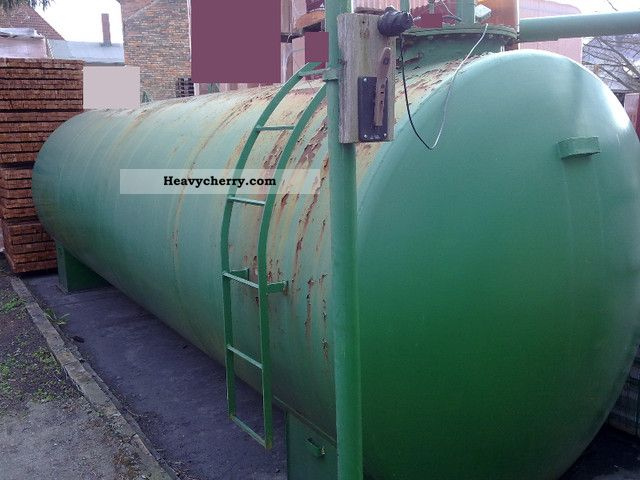 1991 Other  Only 21,000 liters of fuel Trailer Tank body photo