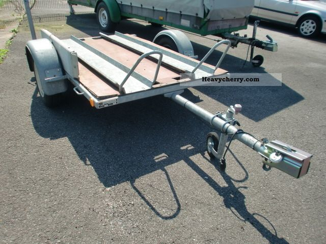 1998 Other  MOTORCYCLE CHAIN SPILLER 750 Trailer Motortcycle Trailer photo