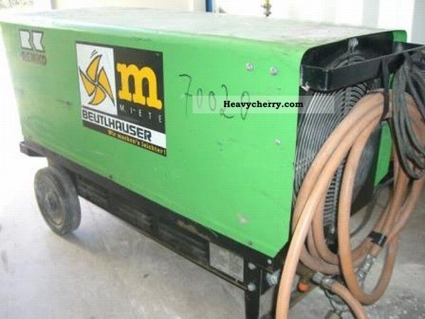 1998 Other  Remko PGT100 Construction machine Other construction vehicles photo