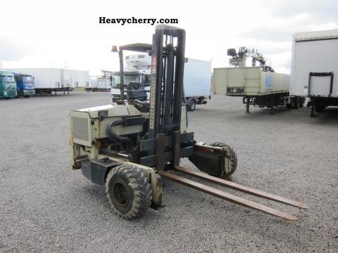 2001 Other  Moffett Mounty type M 2003 ELP Forklift truck Other forklift trucks photo