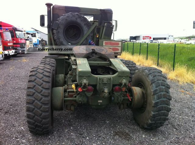 Am General M931 Reo 6x6 Ex U S Army 1986 Chassis Truck Photo And Specs