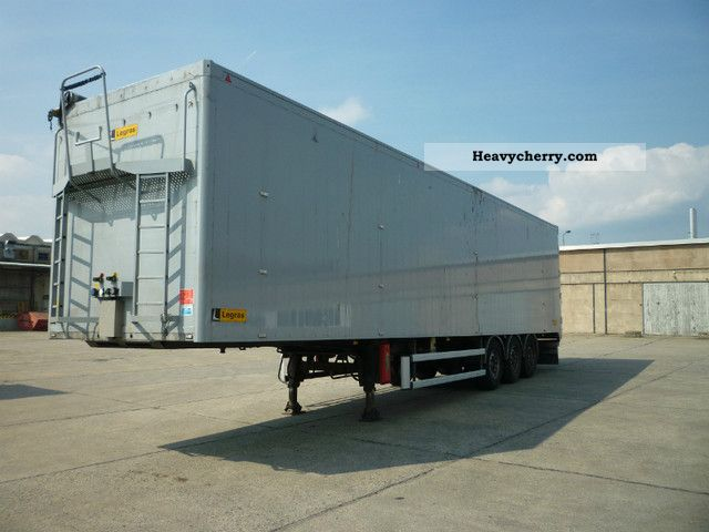 Legras 53 2008 Walking Floor Semi Trailer Photo And Specs