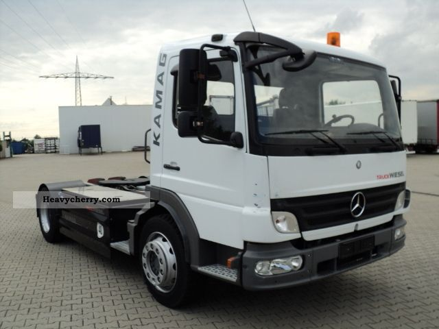 Kamag TruckWiesel 2009 Other semi-trailer trucks Photo and Specs