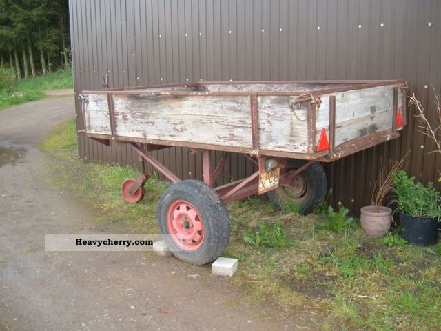 1980 Other  DIY Trailer Chassis photo