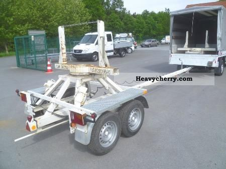 2005 Other  PATZKE DRYERS FOR 9 M, CONTROL BRAKE NUTZLA Trailer Chassis photo