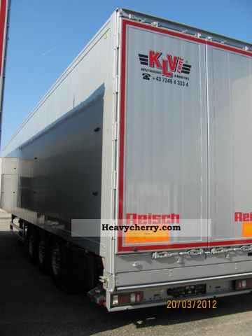 Reisch Sliding Floor 2011 Walking Floor Semi Trailer Photo