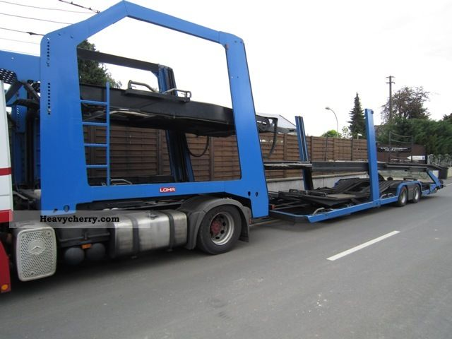 1998 Other  Lohr € 121 \ Truck over 7.5t Car carrier photo