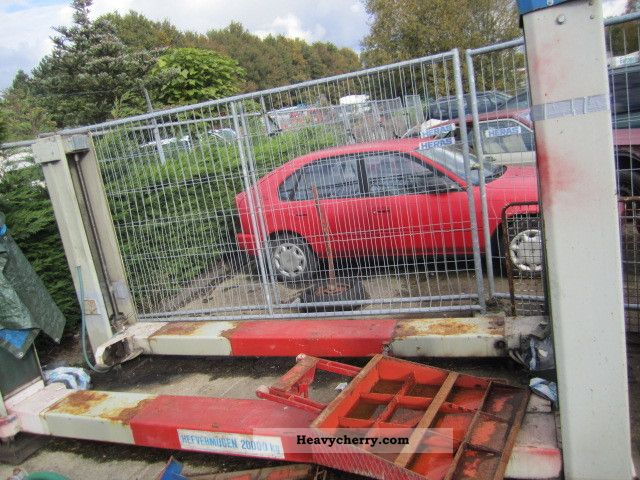 2011 Other  Lift trucks Forklift truck Other forklift trucks photo
