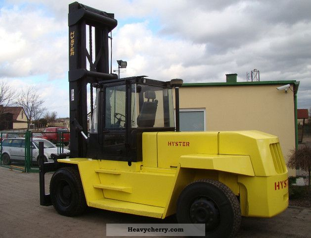 2005 Other  SEMAX C60/121-6 Forklift truck Front-mounted forklift truck photo