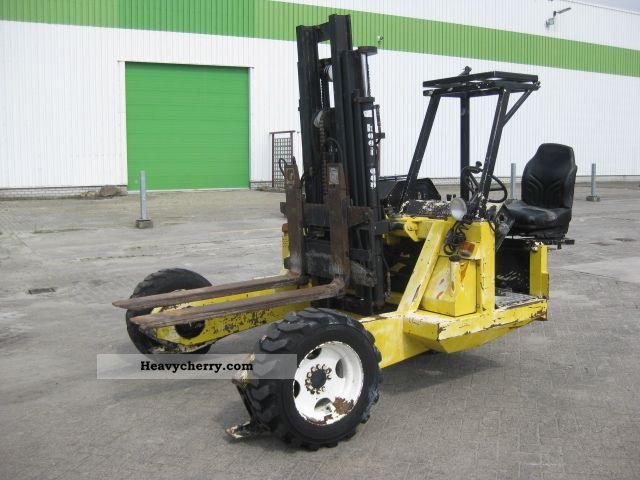 2000 Other  Kooi Aap - RE4 35-1350 Forklift truck Other forklift trucks photo
