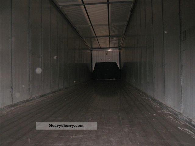 Kraker 92 M3 Walking Floor New 2011 Walking Floor Semi