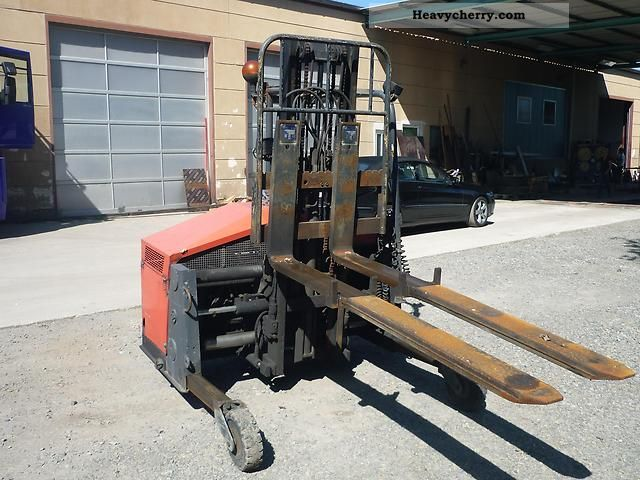 1998 Other  Cangaru forklift Forklift truck Other forklift trucks photo