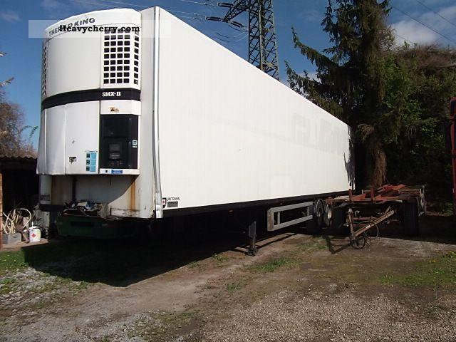 1998 Other  SAK freezer Semi-trailer Deep-freeze transporter photo