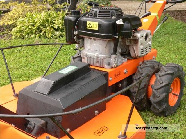 Brumi Sm80v H11 2011 Agricultural Reaper Photo And Specs