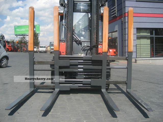 2000 Other  Palletizer MEYER Forklift truck Other forklift trucks photo